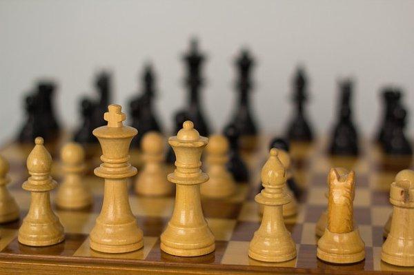 11 juli 2019 | RAS-Café  Activiteit Simultaan schaken
